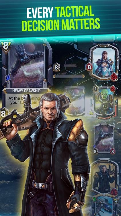 Star Crusade™ CCG screenshot-3