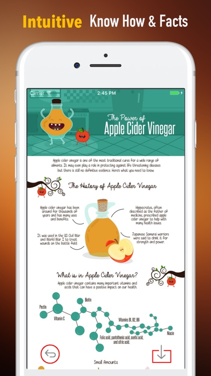 Apple Cider Vinegar 101-Beauty and Home Therapy