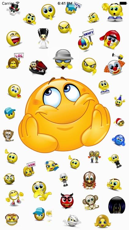 Talking Smileys Emojis