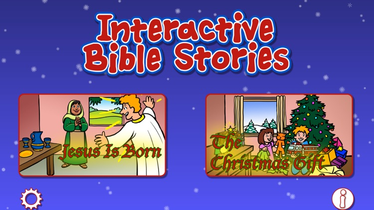Christmas - Interactive Bible Stories