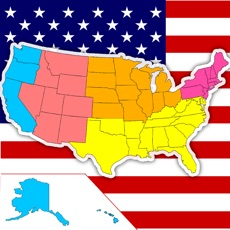 Activities of USA States Map Puzzle