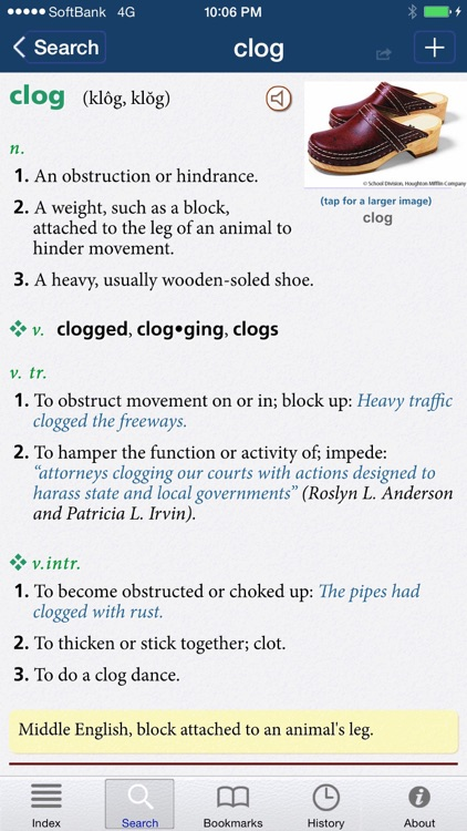 American Heritage® Dictionary screenshot-1