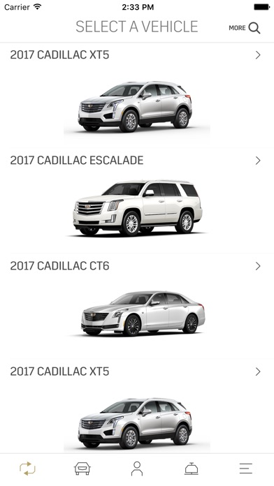BOOK by Cadillac for Windows