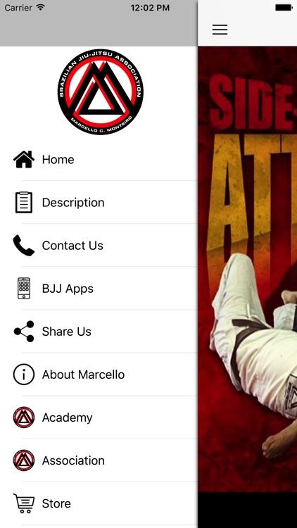 BJJ Side Control Attacks - Brazilian Jiu Jitsu screenshot-3