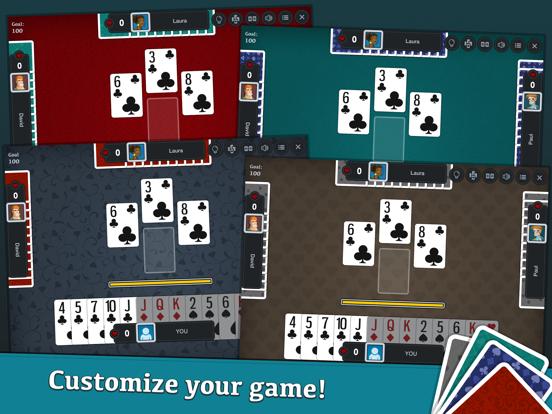 Hearts Jogatina - Classic Card Game