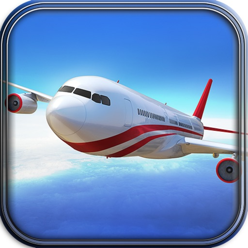 AirCraft Flight Simulator : Crazy Extreme Landing