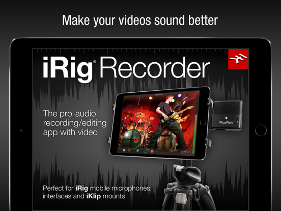 Screenshot #4 pour iRig Recorder LE