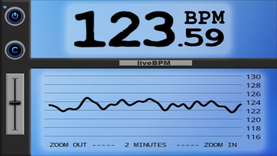 liveBPM - Beat Detectorのおすすめ画像1