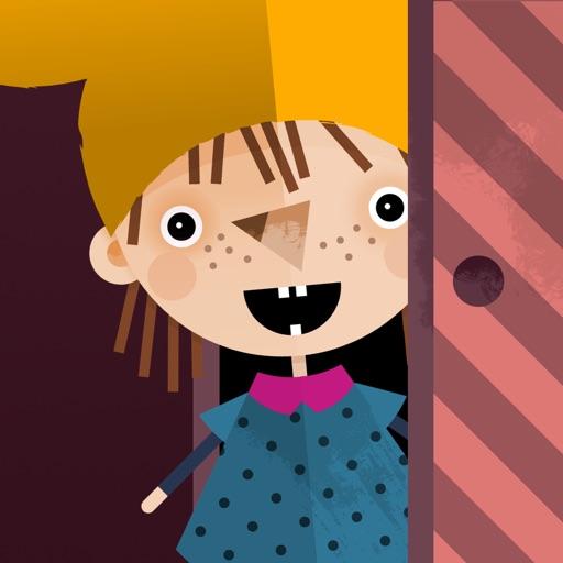 Dora in a secret hole – math for homeschooling