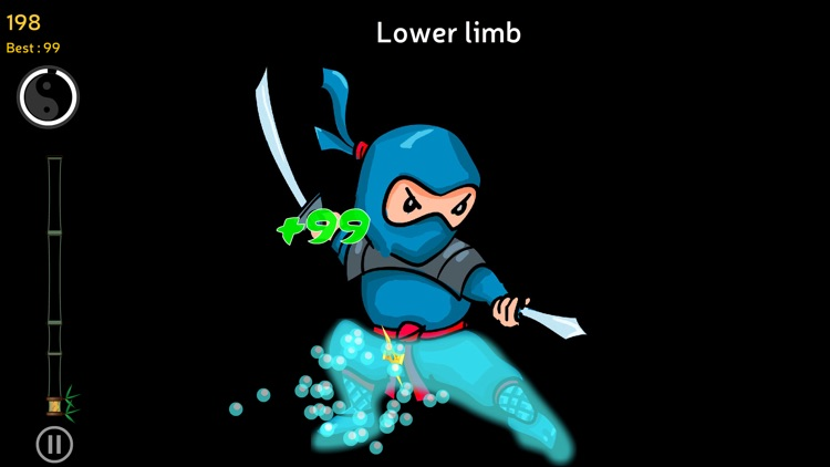 Anatomy Ninja Lower Limb screenshot-3