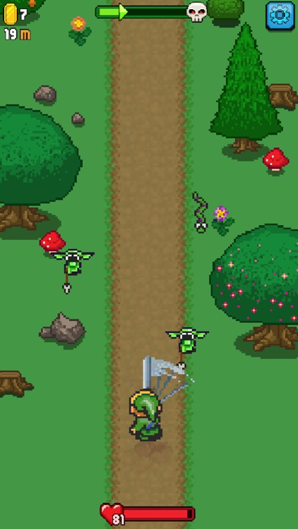 Dash Quest screenshot-1
