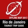 Rio de Janeiro Tourist Guide + Offline Map