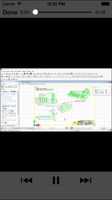 LearnFor MicroStation3D screenshot 4