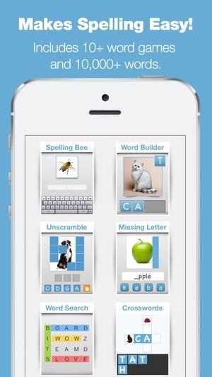 App - VocabularySpellingCity