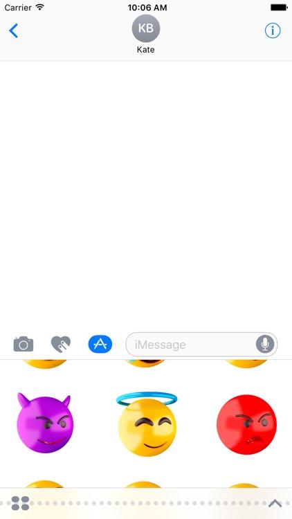 3D Emojis by Emoji World