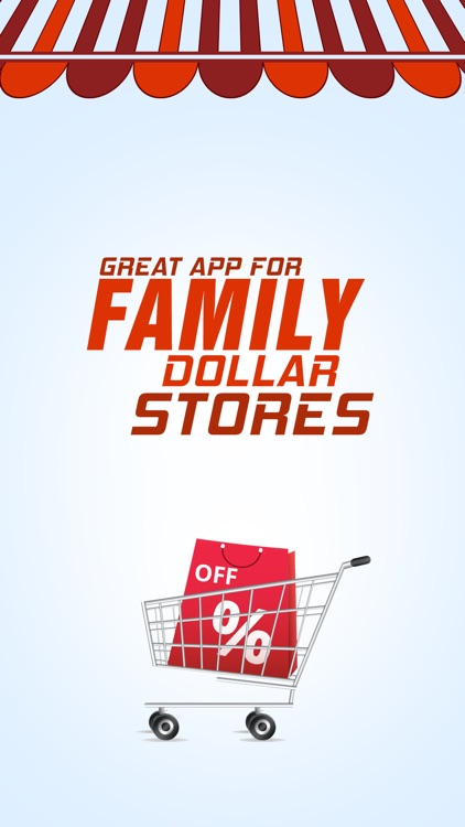 Great App for Family Dollar Stores app image