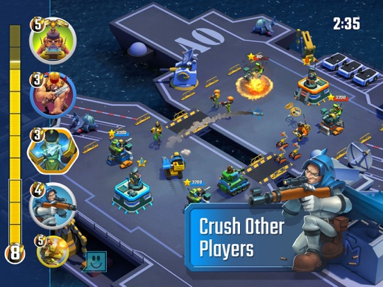Blitz Brigade: Rival Tactics screenshot 6