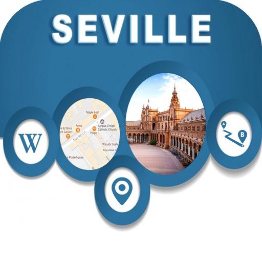 Seville Spain Offline City Maps Navigation