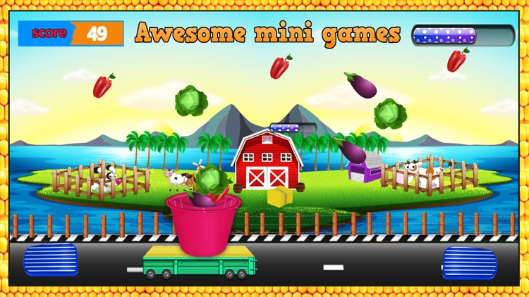Backyard Garden Farming – Farm Makeover Game