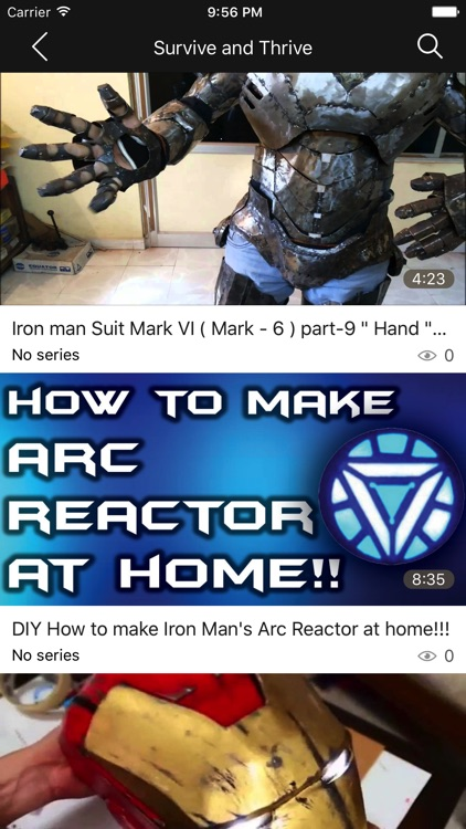 How-to!?For Iron Man