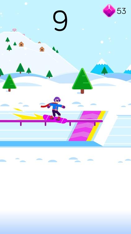 Ketchapp Winter Sports screenshot-4