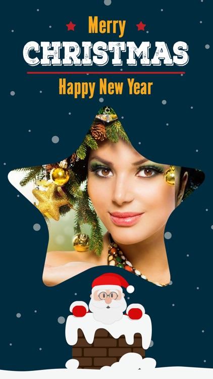 New Year Photo Frames : Premium
