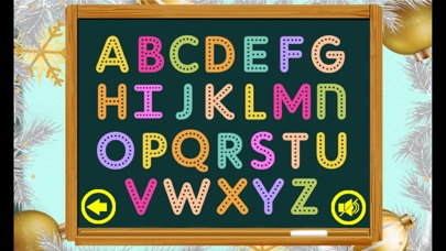 Funny Drawing Alphabet ABC Words For Baby screenshot three