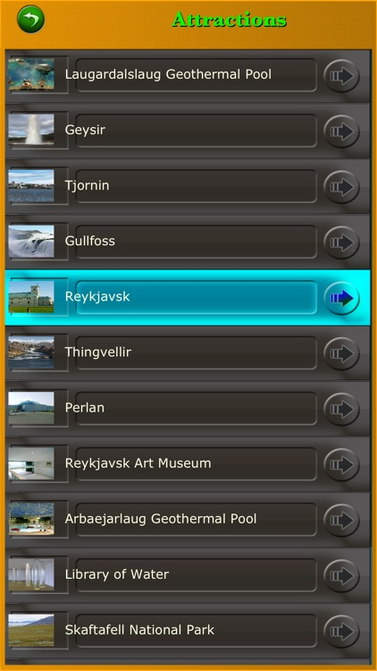 Iceland Tourism Guide screenshot-1