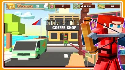 Pixel City Archery Shoot screenshot three