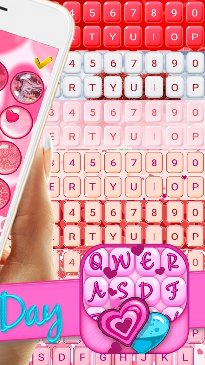 Valentine's Day Keyboards – Free Love Theme.s