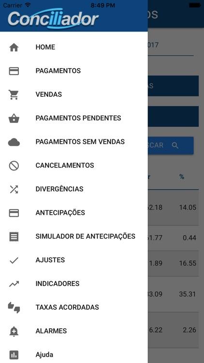 Conciliador Mobile screenshot-3