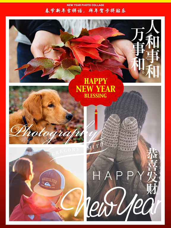 Screenshot #5 pour Chinese New Year Cards