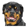 Dobymoji - Cute Doberman Emoji Dog Keyboard