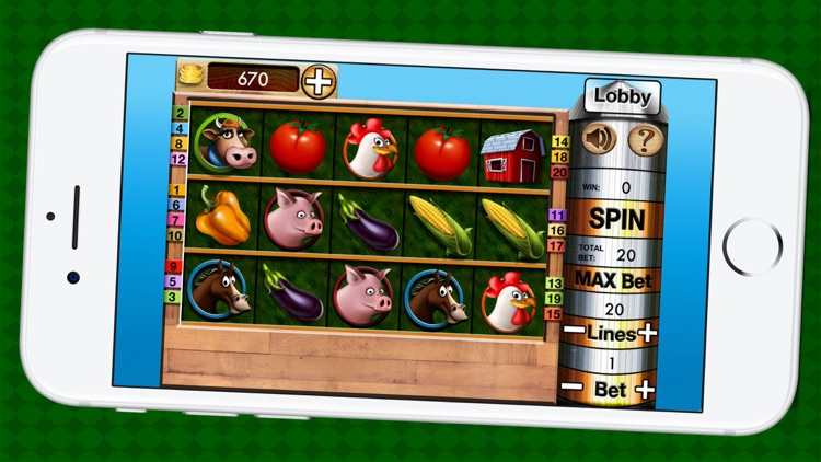 Casino & Sportsbook(Poker,Blackjack,Slots,Craps) screenshot-3