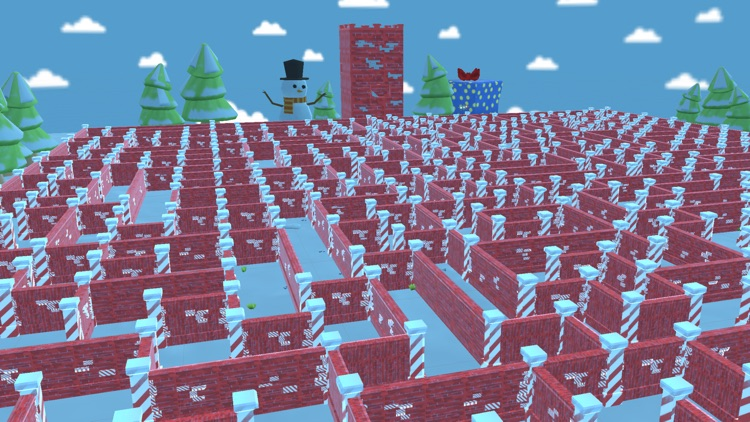 Maze Walk VR - Virtual Reality Game Puzzle Apps screenshot-4