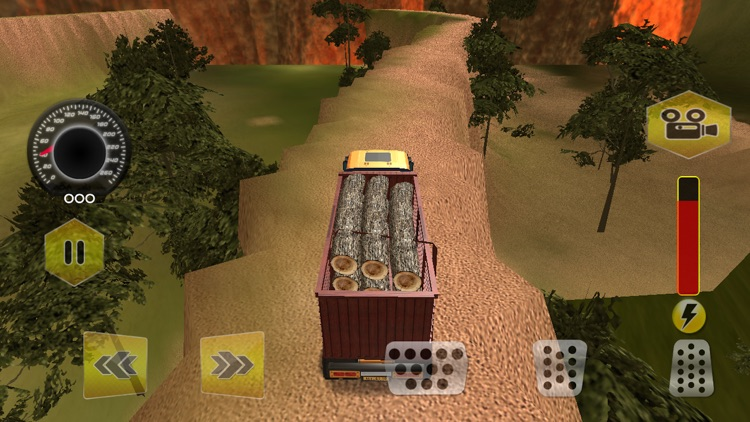 Real Off-Road Cargo Transport - Pro