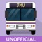 Quickly & easily find buses at JMU using your phone instead of relying on the paper schedule