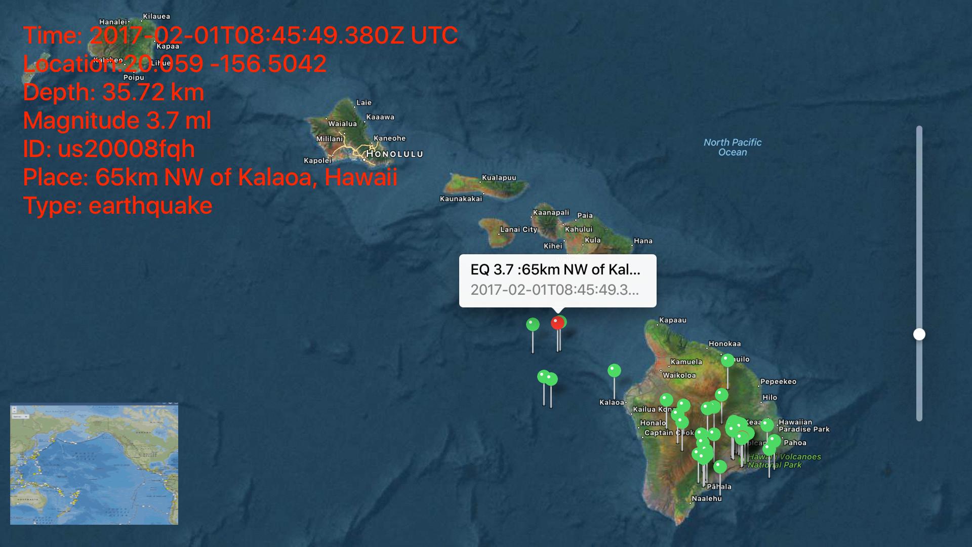 Instant USGS Earthquake Pro screenshot 14