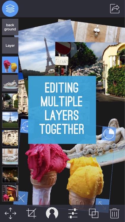 Collage Maker : Photos Mixer & Creator screenshot-3