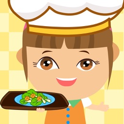 Cooking Girl,Amy And Cooking kids Game