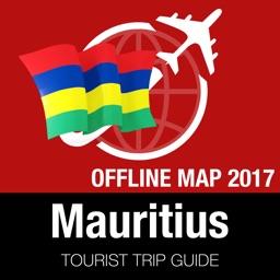 Mauritius Tourist Guide + Offline Map
