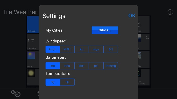 Tile Weather Online screenshot-3