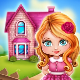 Dollhouse Games for Girls: Design Your Own House