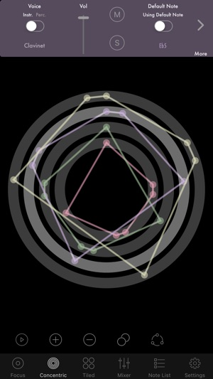 Concentric Rhythm on the App Store