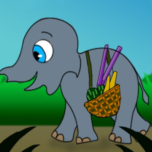 How the Elephant Got Its Trunk with voice/video recording