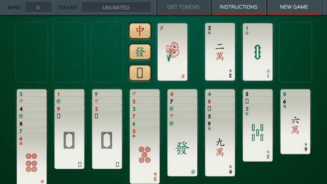 Shenzhen Solitaire On The App Store
