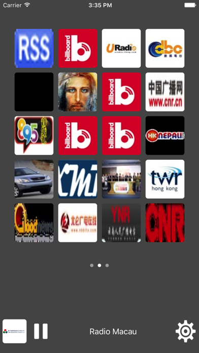 Radio Macau - All Radio Stations screenshot two