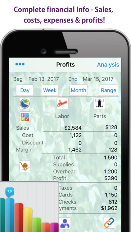 Landscaper & Tree Pro Business screenshot-4