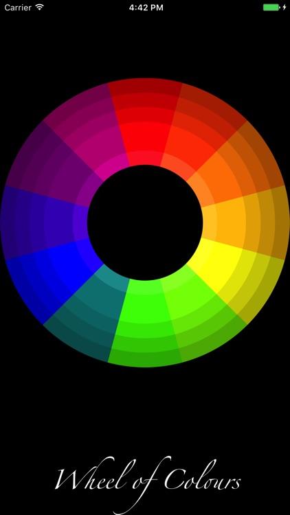 Wheel of Colours screenshot-0