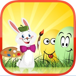 Happy Easter Stickers & Frames – Photo Editor
